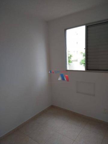 Apartamento com 2 dormitórios à venda, 50 m² por R$ 140.000,00 - Rios di Itália - São José - Foto 15