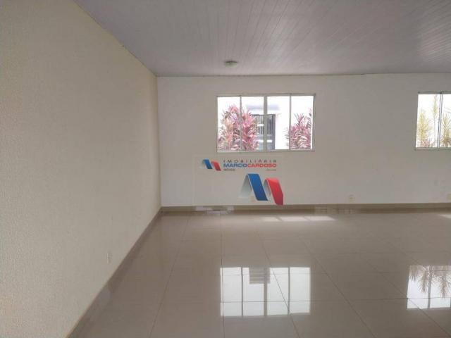 Apartamento com 2 dormitórios à venda, 50 m² por R$ 140.000,00 - Rios di Itália - São José - Foto 3