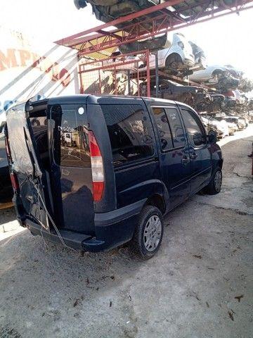 Fiat Doblo fire EX 1.3 16v 2003 Peças
