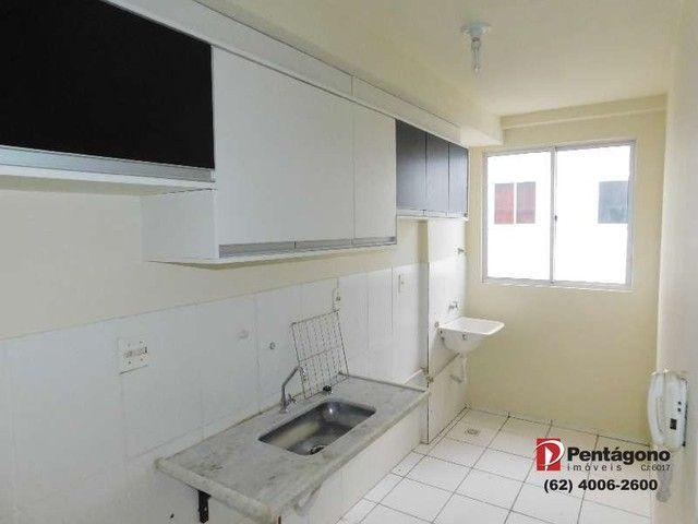 Apartamento para alugar com 2 dormitórios em Vila redenção, Goiânia cod:24083 - Foto 8