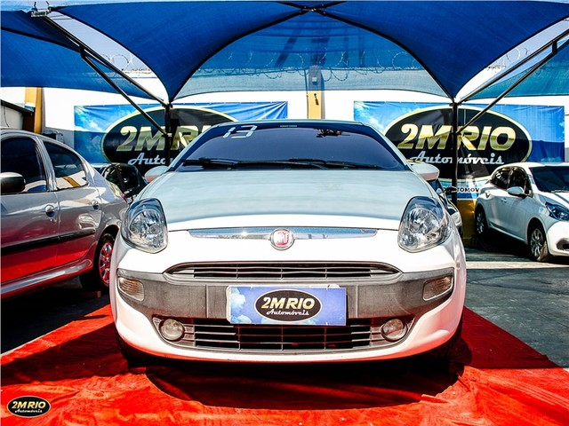 Fiat Punto 2013 1.4 attractive 8v flex 4p manual - Foto 10