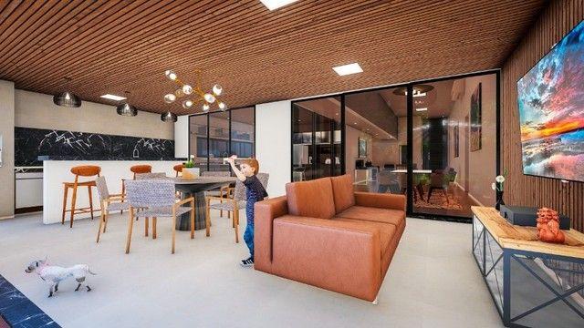 Casa térrea 4/4 com 4 suites  Condomínio Jardins Paris - Foto 14