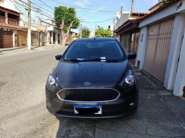 Ford Ka Se Plus 1.0 2021 apenas 2.150 km