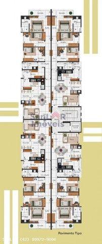 Apartamento para Venda em Ponta Grossa, Jardim Carvalho, 3 dormitórios, 2 suítes, 2 banhei - Foto 4