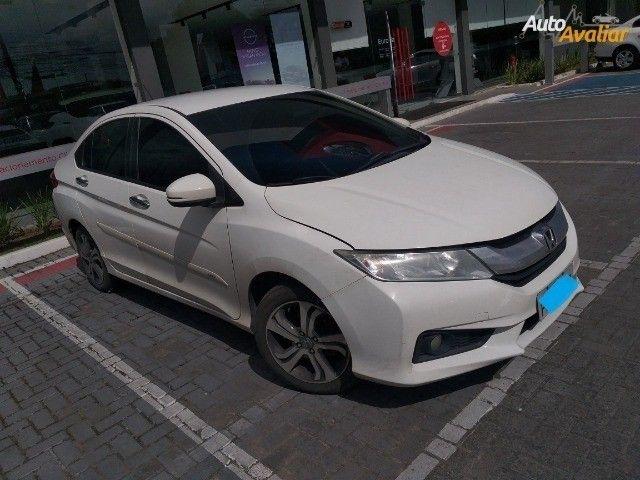 Honda City EX 1.5 CVT - 2015/2015 - Novíssimo, Revisado e C/ Garantia - Foto 2