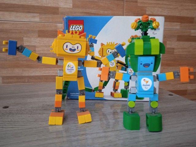 Legos mascotes