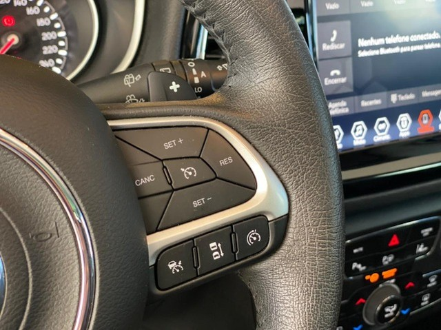 Jeep Compass Limited 2.0 Automático Flex C Teto e High Tech 2019 - Foto 8