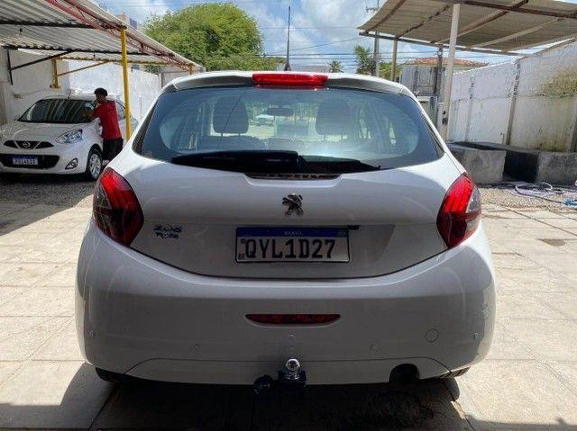 Repasse de 16 Mil Peugeot 208 Semi-Novo