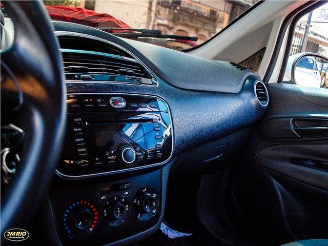 Fiat Punto 2013 1.4 attractive 8v flex 4p manual - Foto 14
