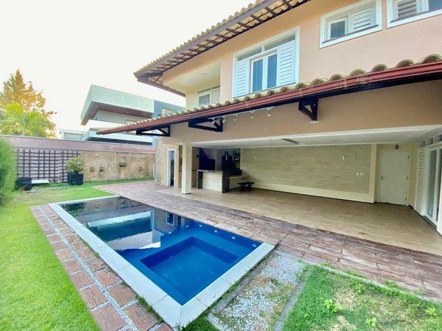 Casa com 4 dormitórios à venda, 360 m² por R$ 2.250.000,00 - Porto das Dunas - Aquiraz/CE - Foto 4
