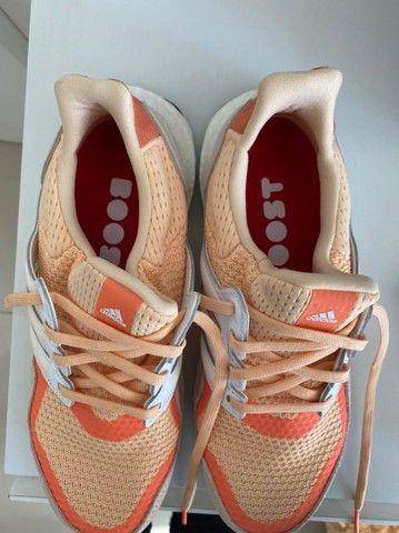 Tênis Adidas Booster Feminino - Foto 3