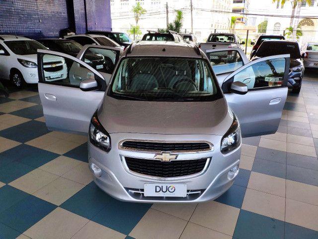 GM CHEVROLET SPIN LTZ AUTOMÁTICO 2016 /2016 7 LUGARES - Foto 19