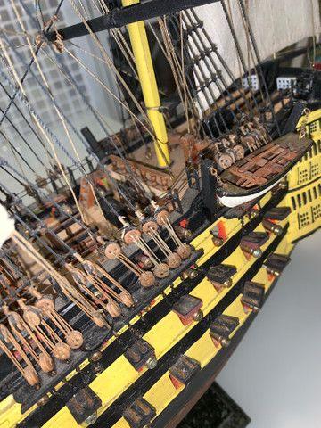 Caravela HMS Victory  - Foto 5