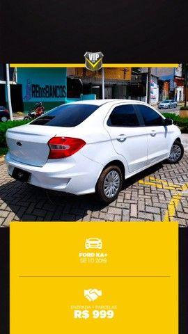 Ford Ka 2019 1.0 completo e vistoriado!!! - Foto 7
