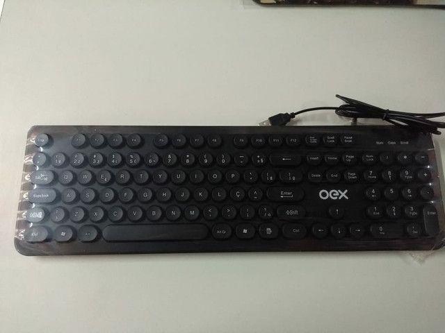 Teclado Oex USB
