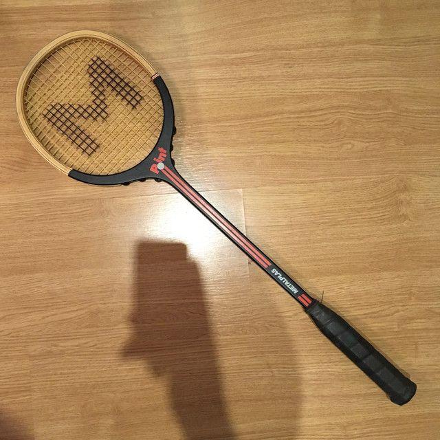 Raquete de tênis e squash  - Foto 6