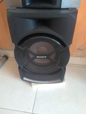 Caixa de som Sony