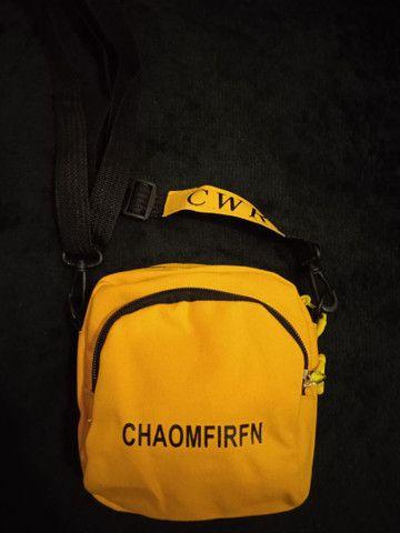 Bolsa Carteiro Casual Feminina - Foto 2