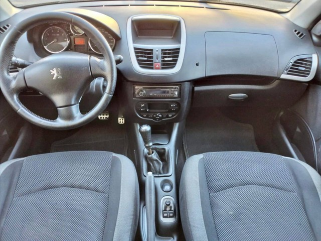 PEUGEOT 207 2009/2009 1.6 XS 16V FLEX 2P MANUAL - Foto 6