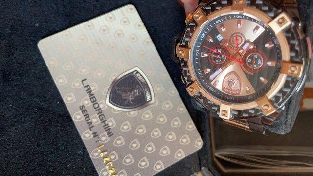 Relógio lamborghini  - Foto 4