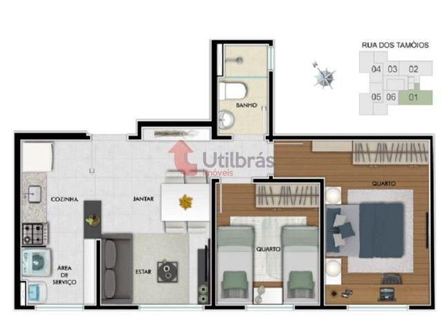 Apartamento à venda, 1 quarto, Centro - Belo Horizonte/MG - Foto 19