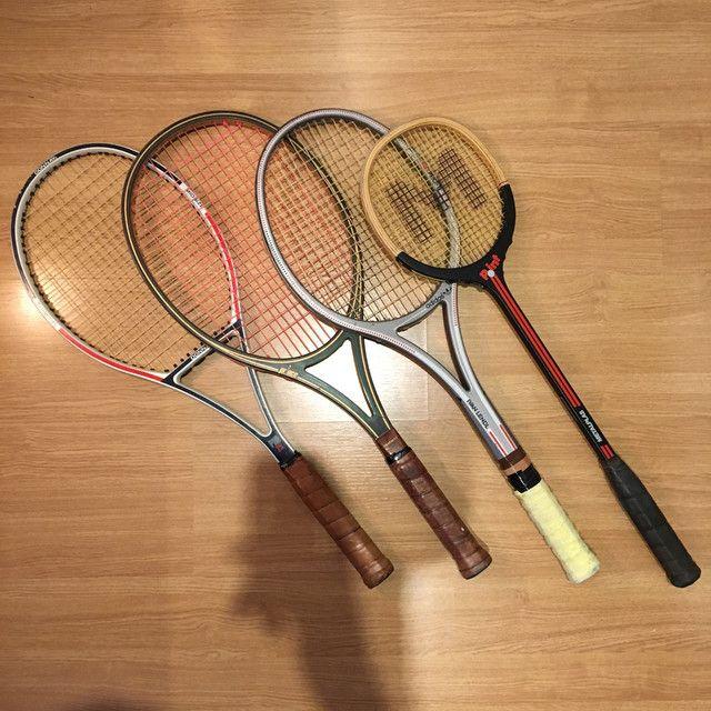 Raquete de tênis e squash  - Foto 2
