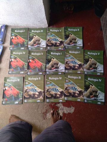 Livros pré vestibulares e outros completos  - Foto 2