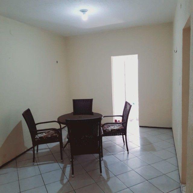 CP04- Casa 3 Quartos, 1 Suíte, 100 m2, 10x20 3 etapa. José Walter - Foto 2