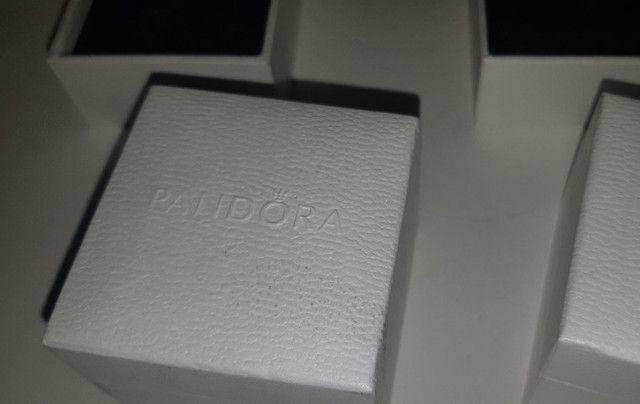 Caixinhas Pandora kit com 4 unidades Originais - Foto 3