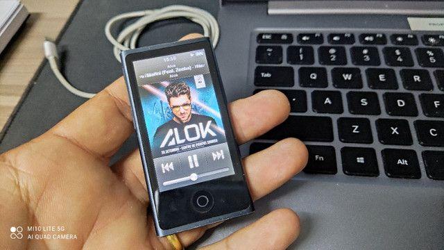 Apple Ipod geração 7 de 16gb Bluetooth