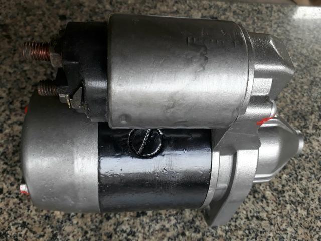 Vendo motor de partida HYSTER