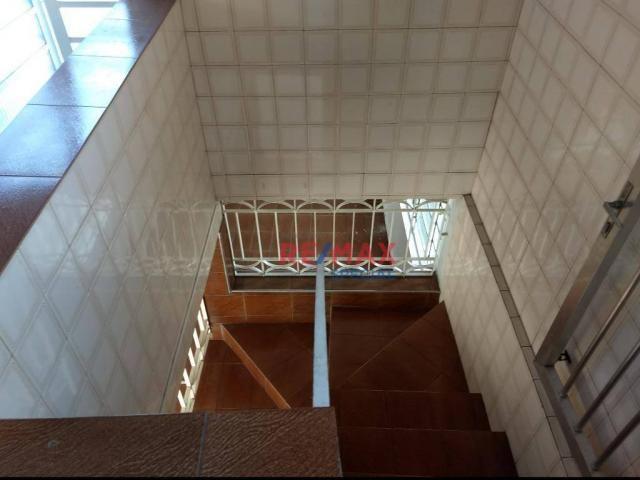 Casa com 3 dormitórios para alugar, 450 m² por r$ 6.000,00/mês - vila augusta - guarulhos/ - Foto 16
