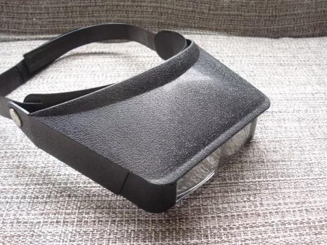Lupa Cabeça Óculos Joalheiro 2 Lentes Profissional - Equipamentos e ... d48db9ff53