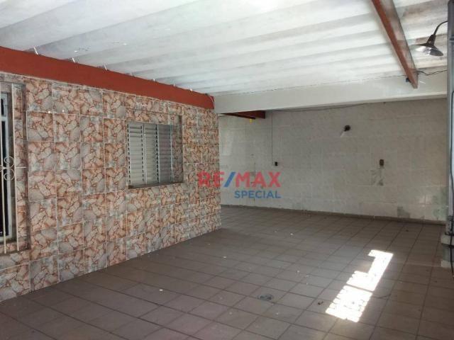 Casa com 3 dormitórios para alugar, 450 m² por r$ 6.000,00/mês - vila augusta - guarulhos/ - Foto 2