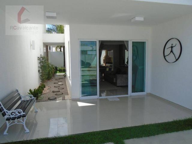 Casa em condominio com 4 suítes em Eusebio - Foto 4