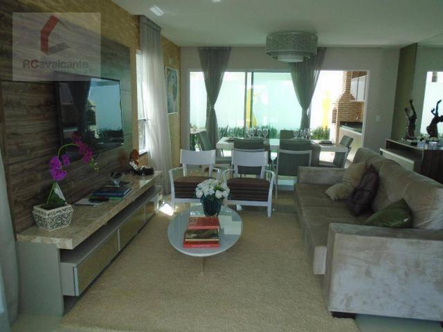 Casa em condominio com 4 suítes em Eusebio - Foto 5