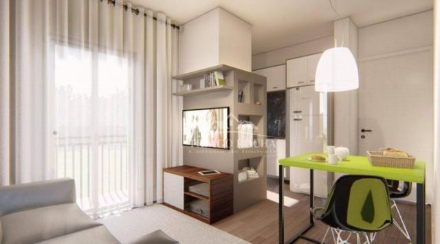 Apartamento garden com 15,45 m² para o seu pet, 2 quartos, churrasqueira e garagem coberta - Foto 4