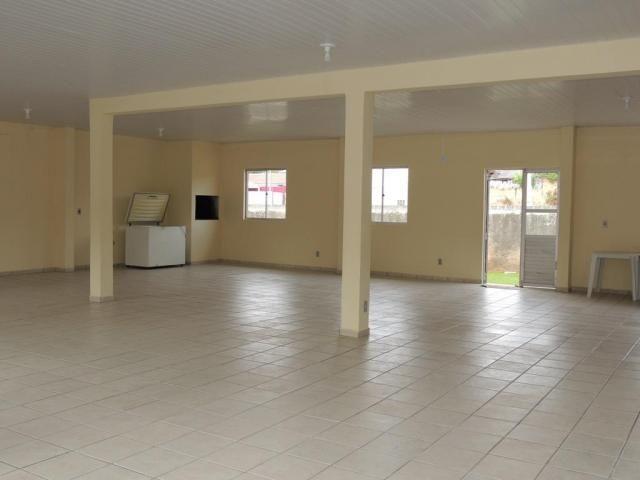 Apartamento 2 quartos, salão de festas e portaria 24h- colônia rio grande - Foto 13