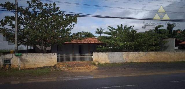 Terreno à venda, 354 m² por r$ 270.000,00 - itajuba - barra velha/sc
