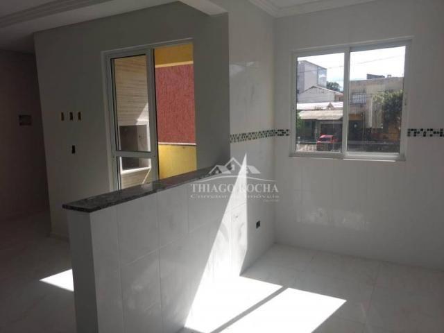 Apartamento 3 quartos, 1 suíte e sacada com churrasqueira- boneca do iguaçu - Foto 7