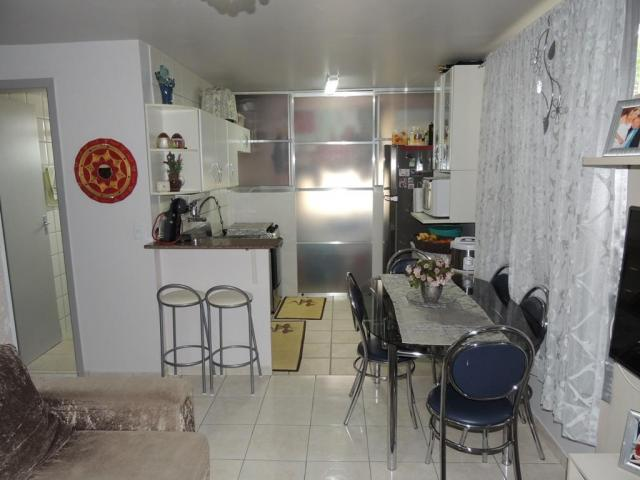 Apartamento 2 quartos, salão de festas e portaria 24h- colônia rio grande - Foto 3