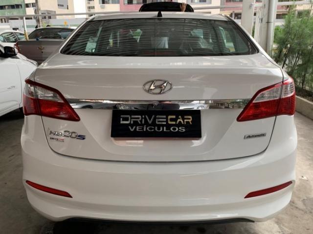 Hyundai hb20 2018 1.6 comfort plus 16v flex 4p automÁtico - Foto 4