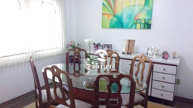 Sobrado à venda, 340 m² por r$ 1.100.000,00 - santa maria - santo andré/sp - Foto 5
