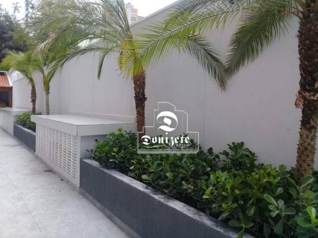 Apartamento à venda, 81 m² por r$ 515.000,00 - jardim - santo andré/sp - Foto 16