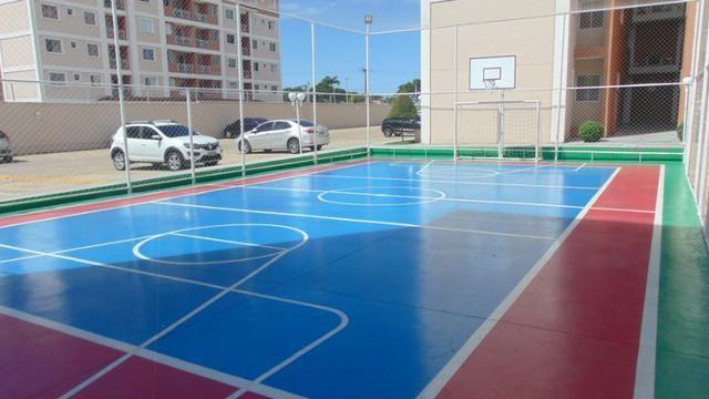 Reserva Passaré II, Projetado, Térreo, 65m2, 3 qtos, 2 Vagas, Piscina, Deck e Academia - Foto 5