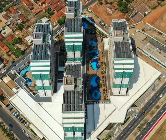 Apto 1 Dormitório - Enjoy - Olímpia Park Resort -Thermas dos Laranjais Olímpia - São Paulo - Foto 10