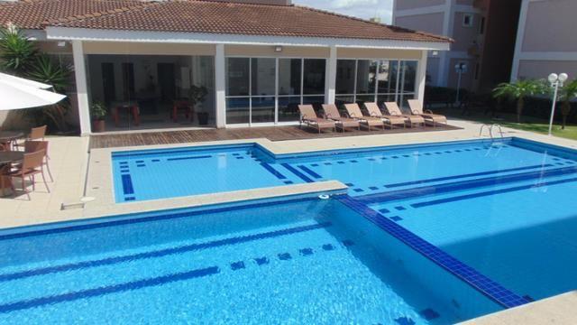 Reserva Passaré II, Projetado, Térreo, 65m2, 3 qtos, 2 Vagas, Piscina, Deck e Academia - Foto 2