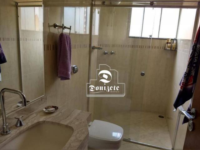Sobrado com 4 dormitórios à venda, 427 m² por r$ 1.690.000,01 - campestre - santo andré/sp - Foto 12