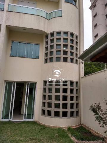 Sobrado com 4 dormitórios à venda, 427 m² por r$ 1.690.000,01 - campestre - santo andré/sp - Foto 6