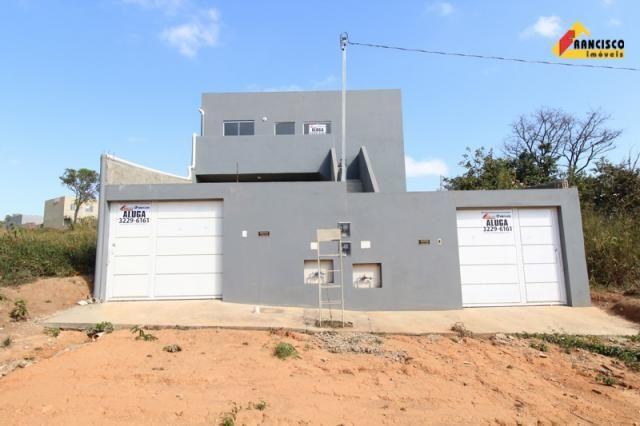 Casa residencial para aluguel, 3 quartos, 1 vaga, joão paulo ii - divinópolis/mg - Foto 2
